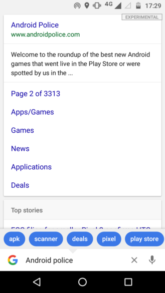 google data friendly app