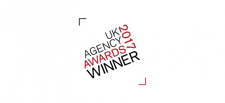UK Agency Awards 2017 hero image