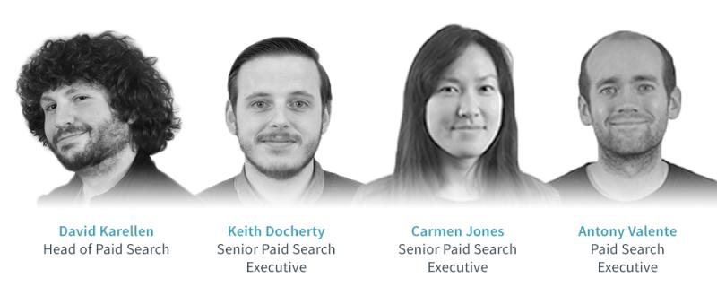 Meet Click Consult's PPC Team