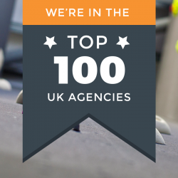 Click ranked in The Drum's Top 100 Independent Agencies