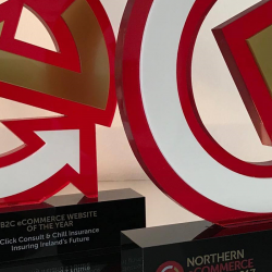 More awards for Click Consult at Northern eCommerce Awards