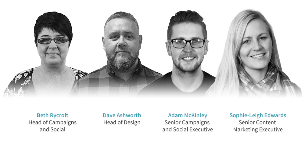 Meet Click Consult's Content Marketing and Design Team