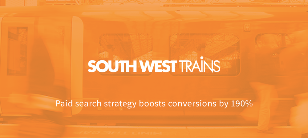 South West Trains Paid Search (PPC) Case Study