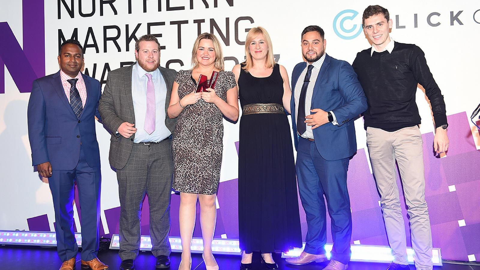 northern marketing awards 2017