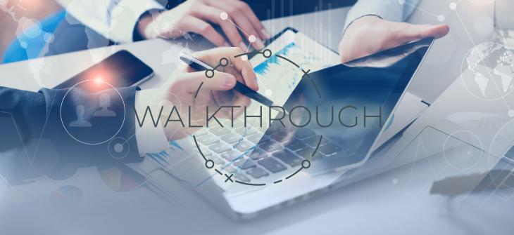 Walkthrough blog header