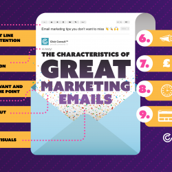 The characteristics of great marketing emails 3-01