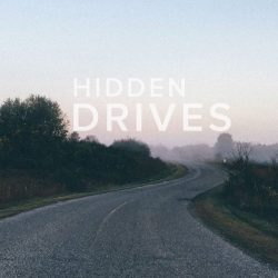 Irelands hidden drives front cover