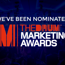 3 nominations for the Drum Marketing Awards