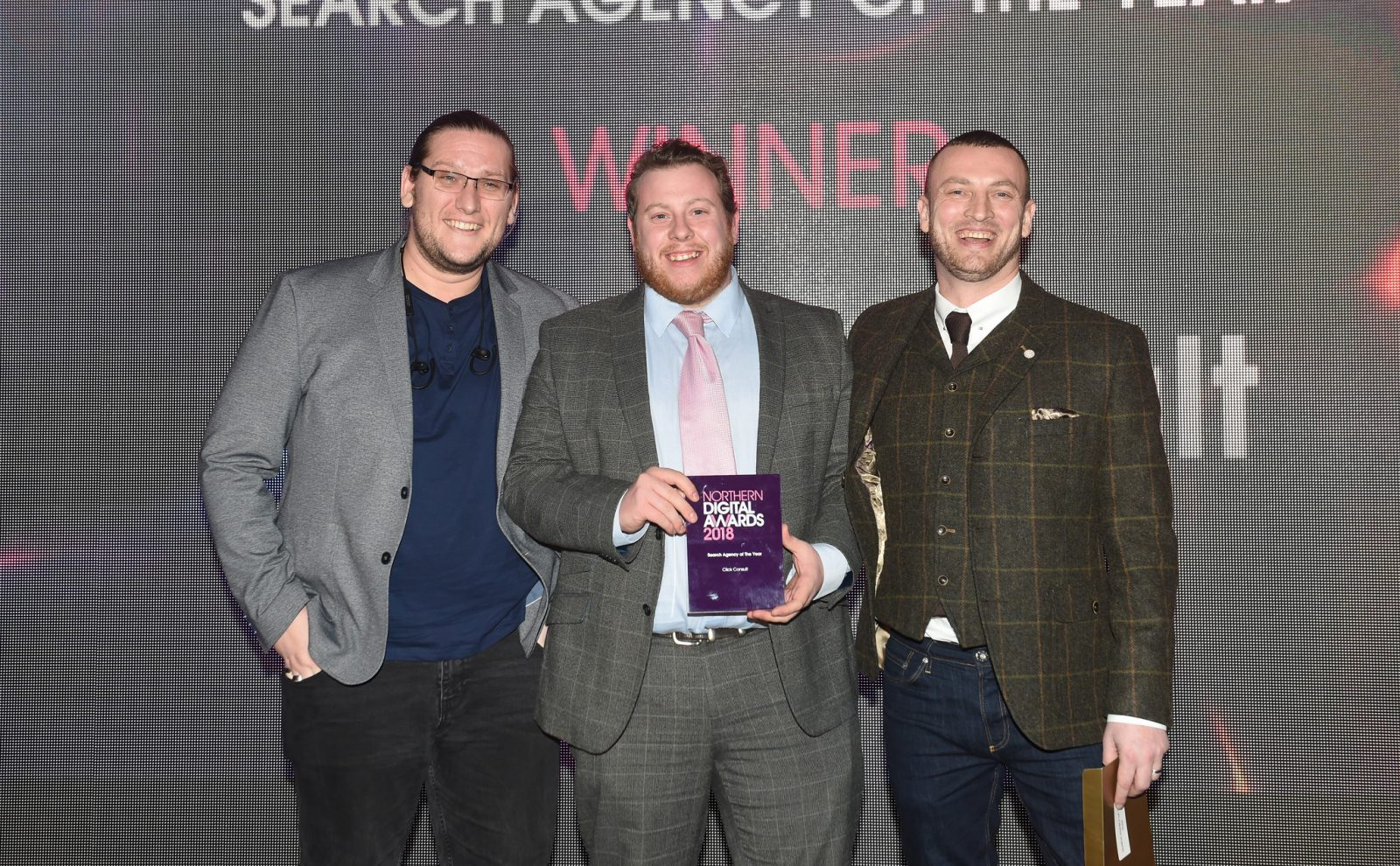 search agency of the year
