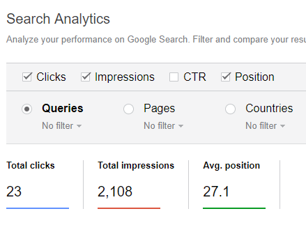search console search queries