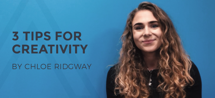 3 tips for creativity [on.click VLOG]