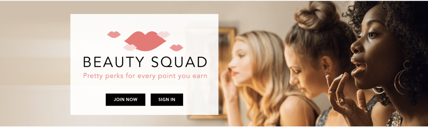 Best Rewards Beauty Squad