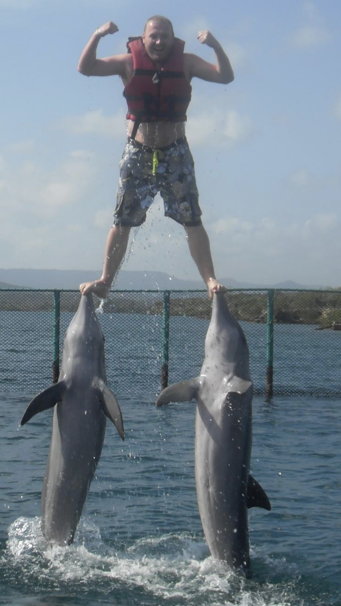 mike garvey and dolphins