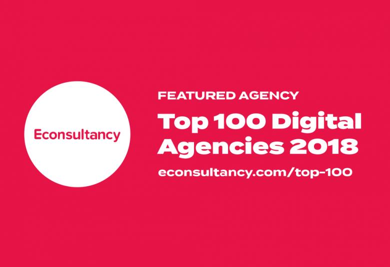 Econsultancy Top 100 2018