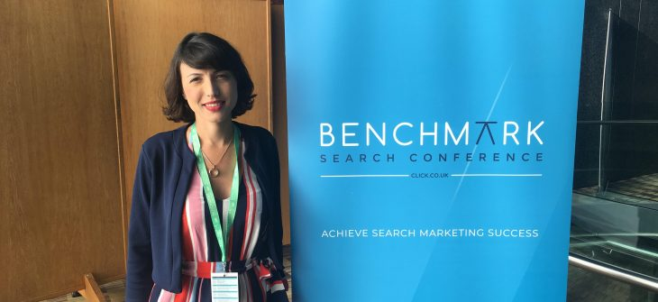 Victoria Olsina Benchmark Search Conference 2018