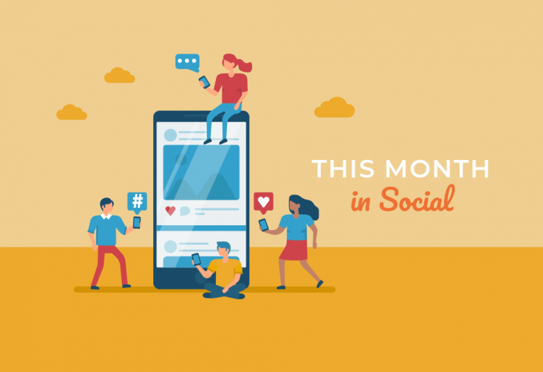 This month in social media - October