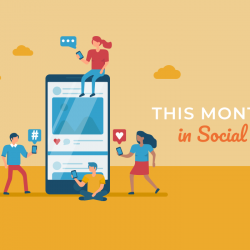 This month in social media (March 2020)