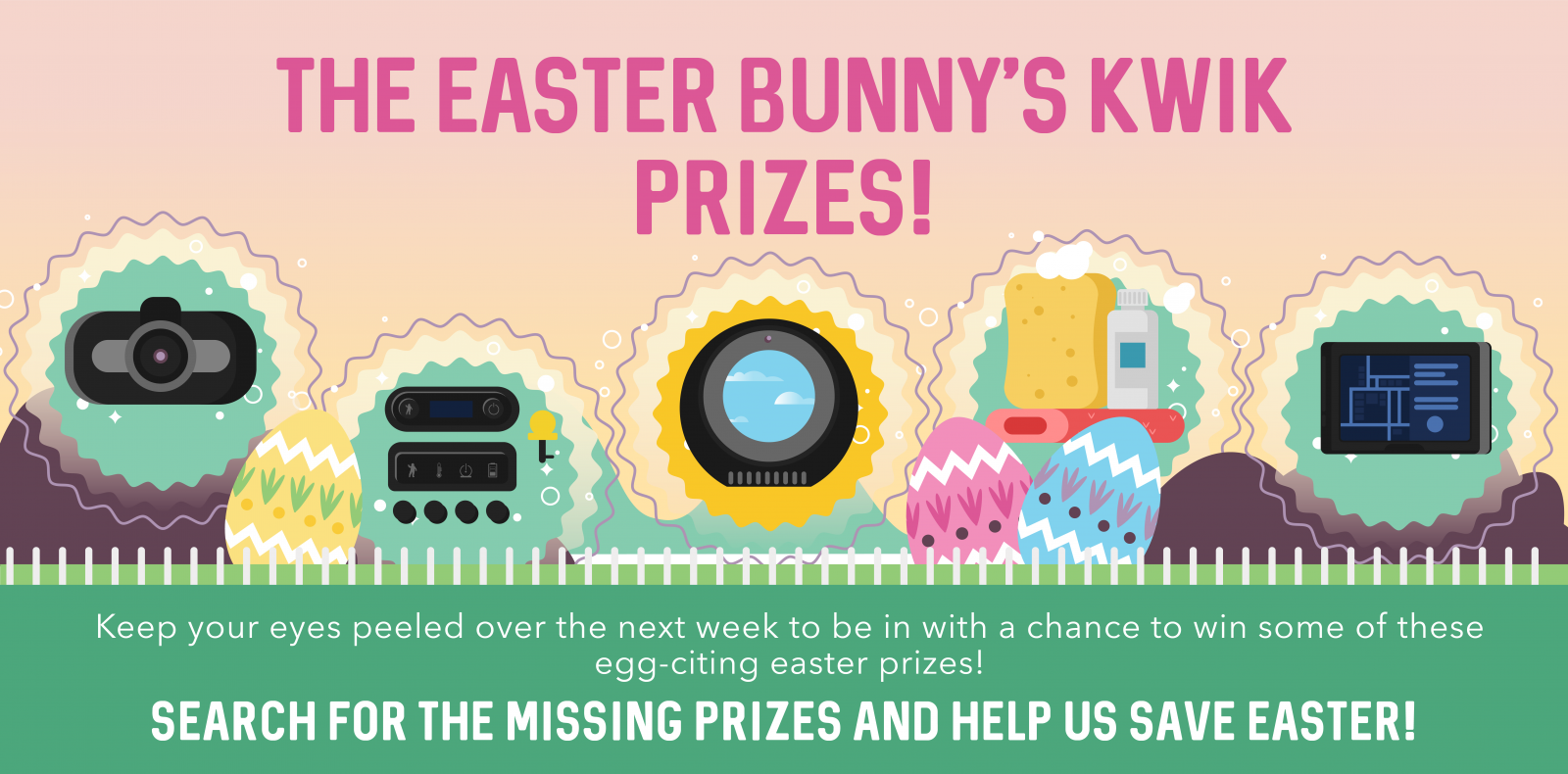 Kwik Fit Easter Bunny campaign
