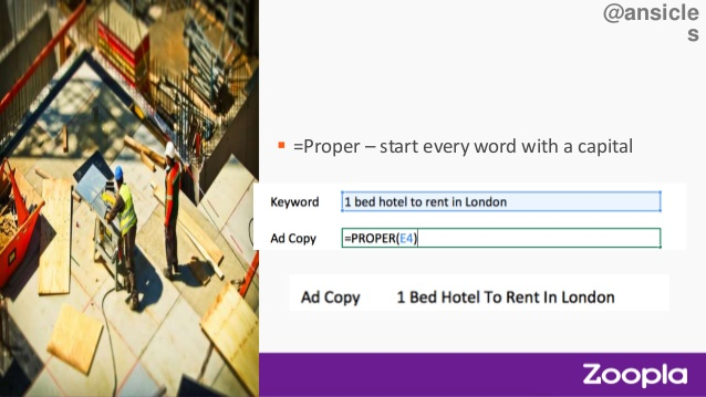 Zoopla Benchmark talk Proper formula image