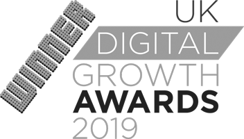 UK Digital Growth Awards 2019 Logo