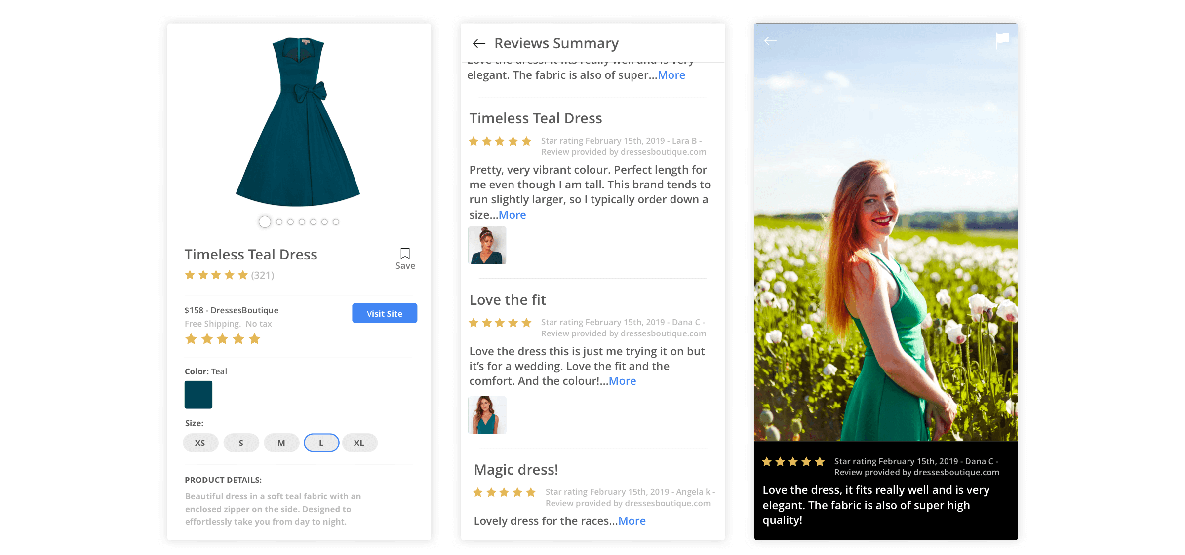 google shopping ugc reviews