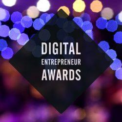 Click Consult nominated at the Digital Entrepreneur Awards