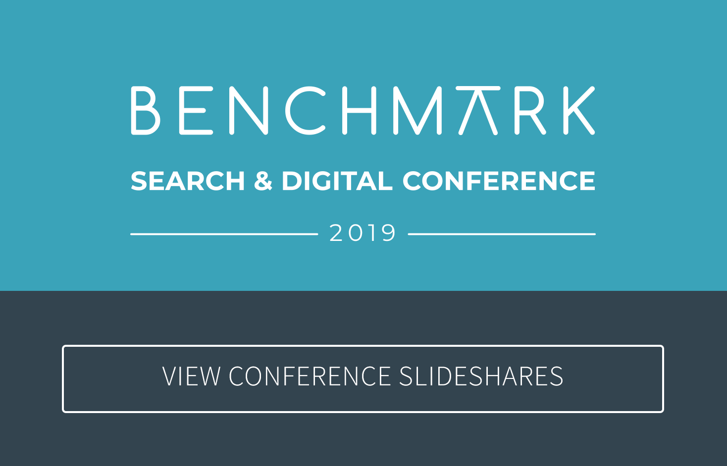 Benchmark 2019 Slides