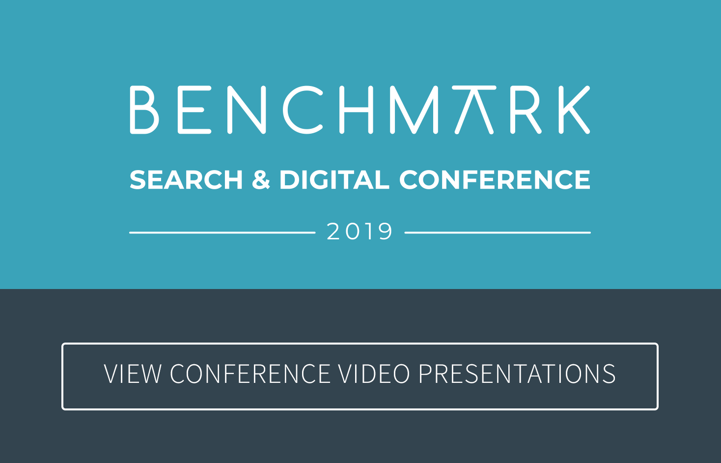 Benchmark 2019 Conference Videos