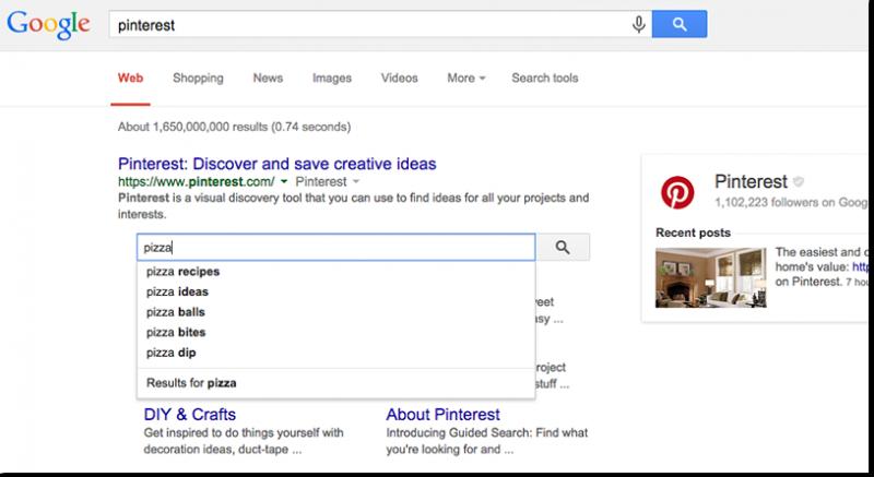 google search box image