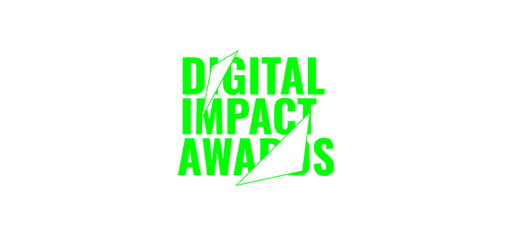 Digital Impact Awards Award Win