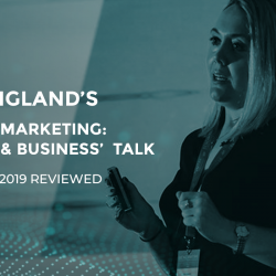 Ellie England 'Inclusive Marketing: Optimising Life & Business' Talk – Benchmark 2019 Reviewed