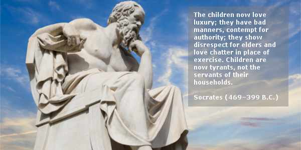Socrates quotation