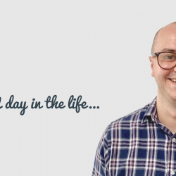 A day in the life – Greg Whitaker