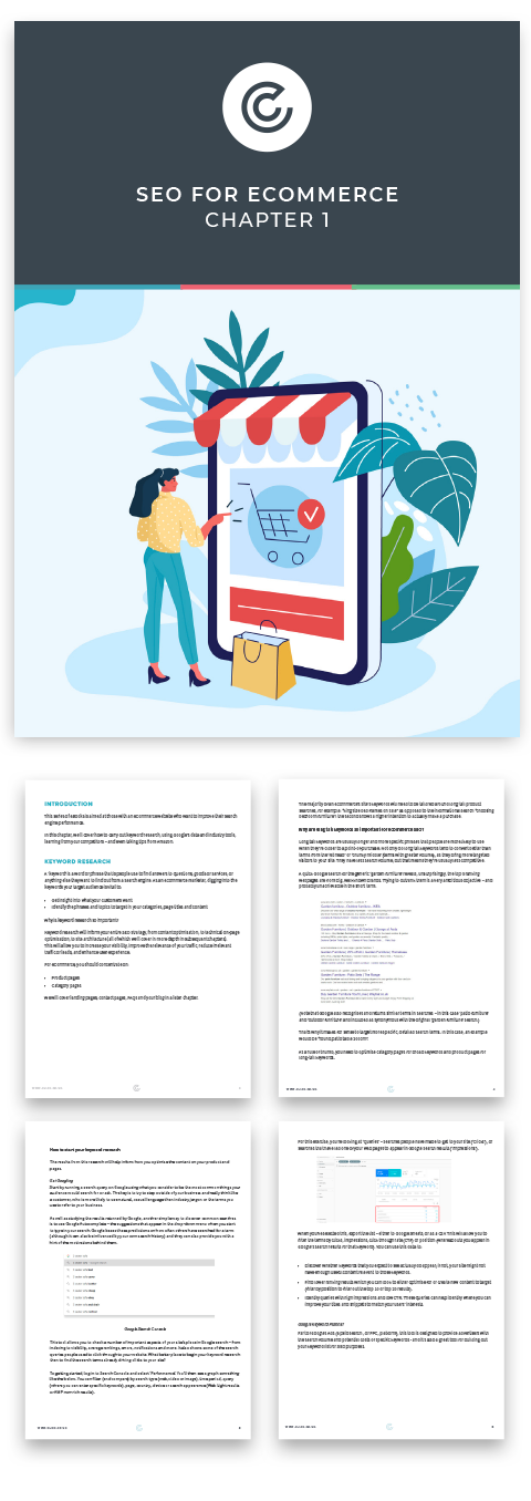 SEO-for-eCommerce-Chapter-1