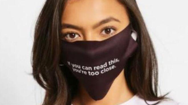 boo hoo face masks