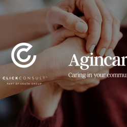 Agincare select Click Consult for organic and paid search