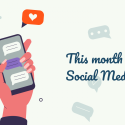 This month in social media (March 2021)