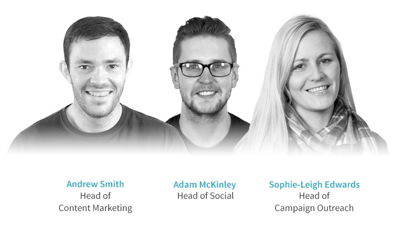 Meet Click Consult's Organic Search Team