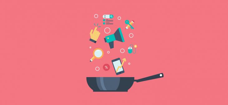 Recipe for Content Marketing Success