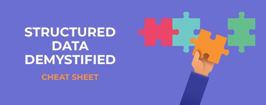 Structured-data-demystified