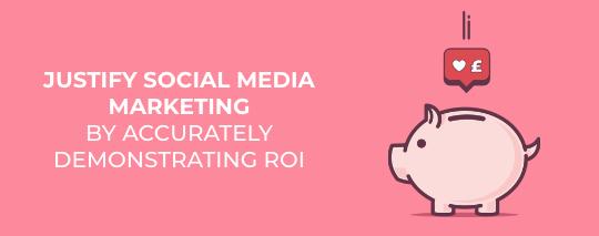 Social media ROI workbook