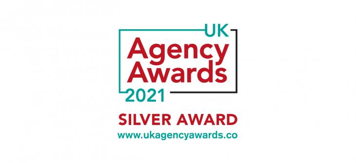 UK Agency Awards 2021 silver